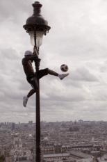 Vid Sacre Coeur, Paris